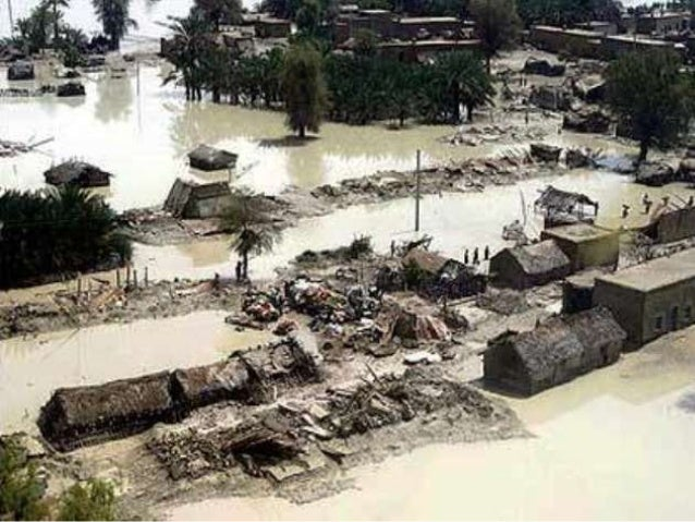 Flood in pakistan