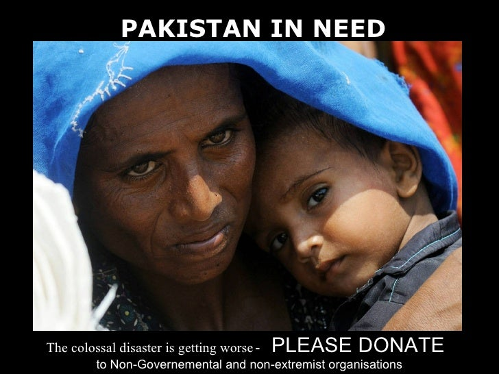 Pakistan in Need ! (part 9 - PDF)