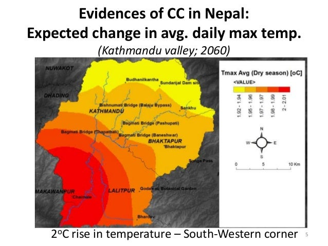 The Corner On Character Climate Changers 3: Flood Management And Climate Change Nepal