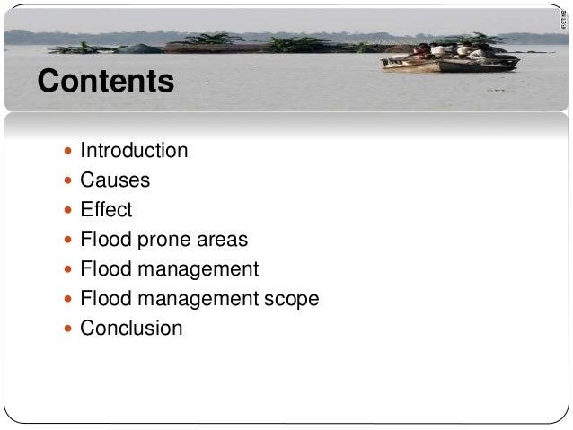 Flood ppt Slide 2