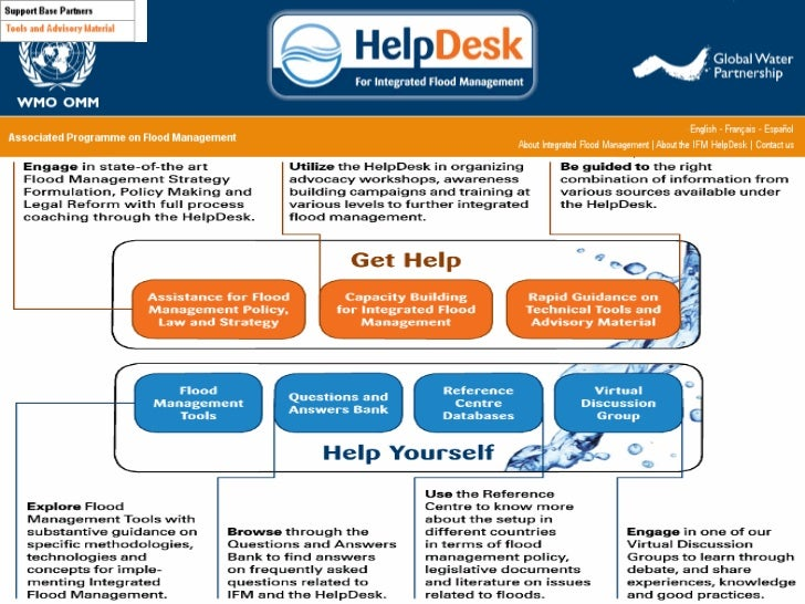 Flood Risk Reduction Amp Flood Mgmt