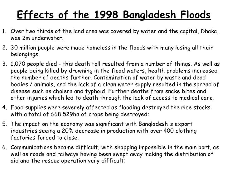 causes effects of floods Floods in australia: home causes & features recent floods worksheet bibliography causes and features what are the main causes and features of floods.