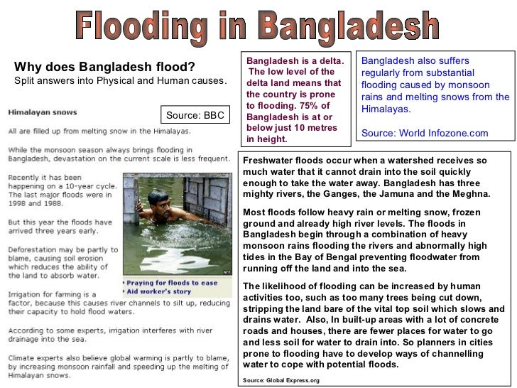 report flood in bangladesh Bangladesh: rohingya endure floods, landslides by friends of tfc • august 6, 2018 (hrw) - the bangladeshi government should relocate rohingya refugees living in a severely overcrowded mega camp to safer ground in cox's bazar, bangladesh , human rights watch said in a report issued today.
