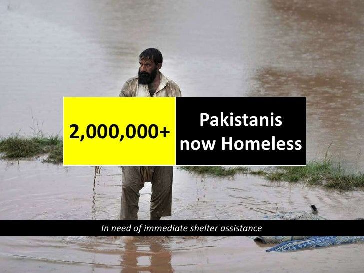 In need of immediate shelter assistance<br />
