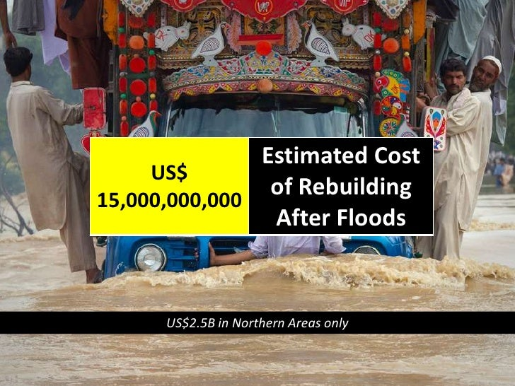 US$2.5B in Northern Areas only<br />