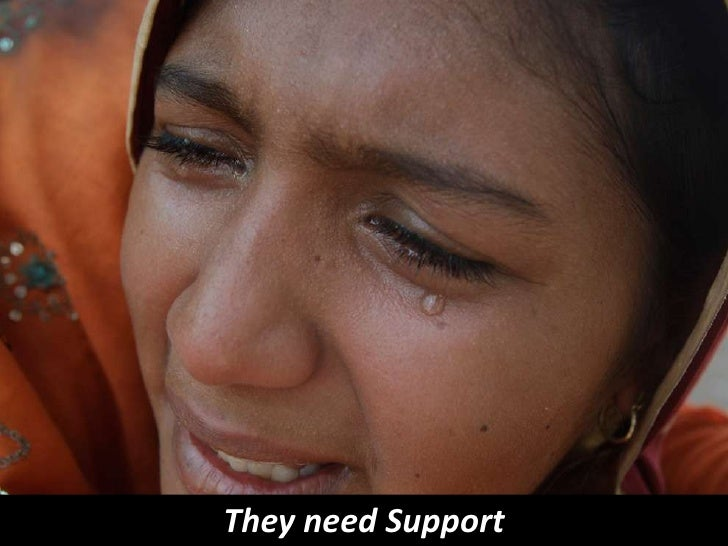 They need Support<br />