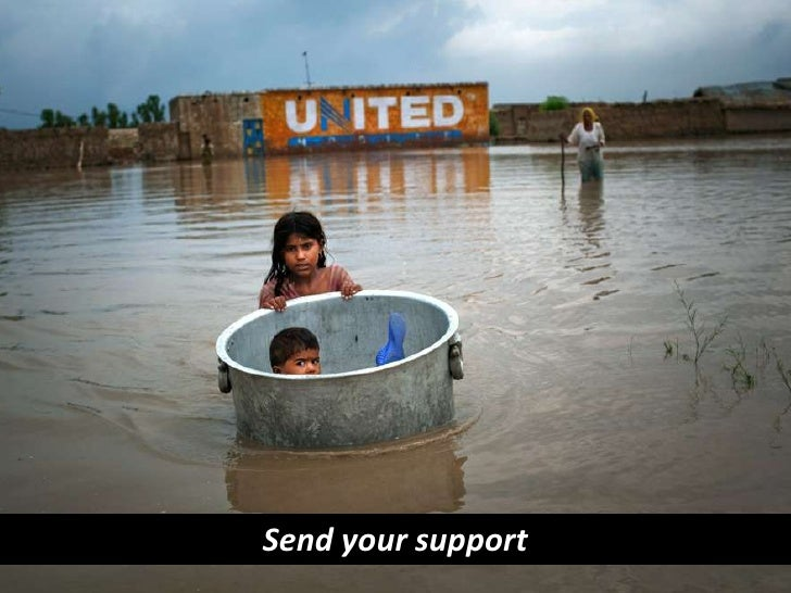 Send your support<br />