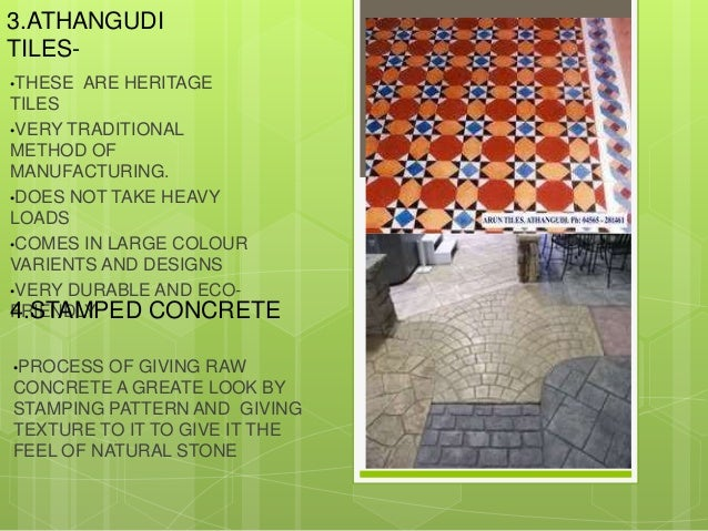 Types Of Flooring In Construction
