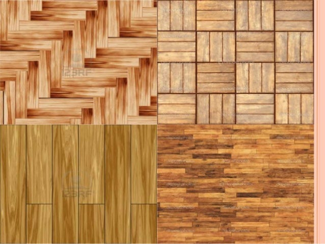 Floor Coverings And Finishes