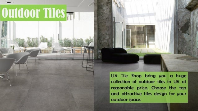 6 Outdoor Tiles UK