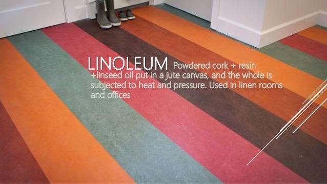 Floor Covering - Housekeeping (Hotel Hanagement)