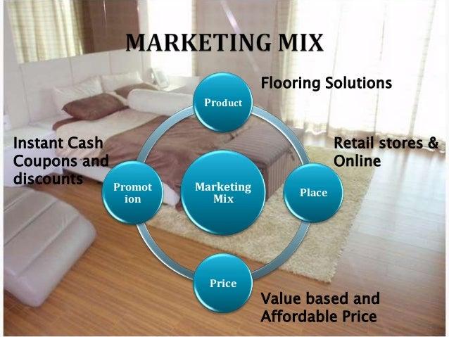 Floor Depot Marketing Model
