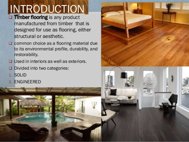 SOLID/HARDWOOD  One of easiest ways to add value to a         home. Cost effective, durable and classy, solid wood f...