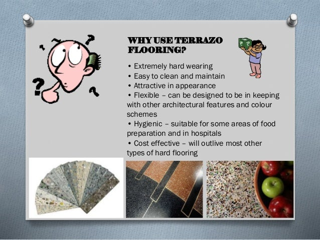 DECORATIVE TERRAZO FLOORING