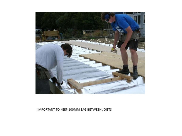 Floor Framing And Flooring