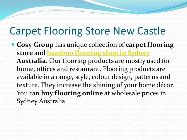 Flooring Online Australia Cosy Carpet Pty Ltd