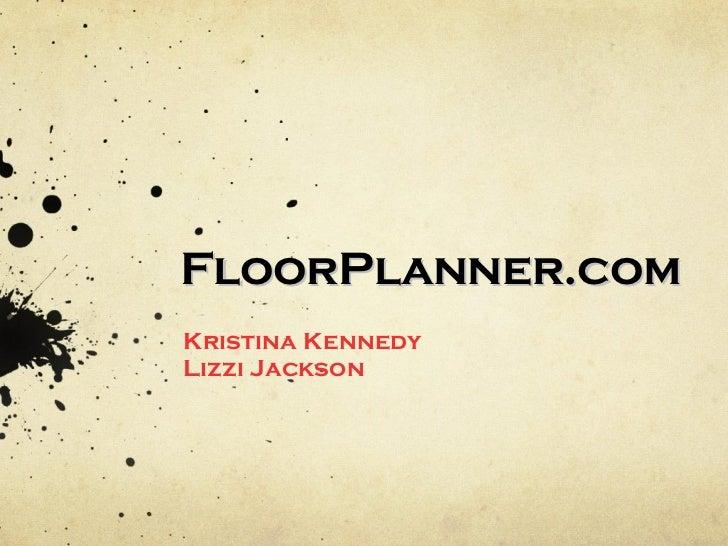 Floor Planner- Web 2.0