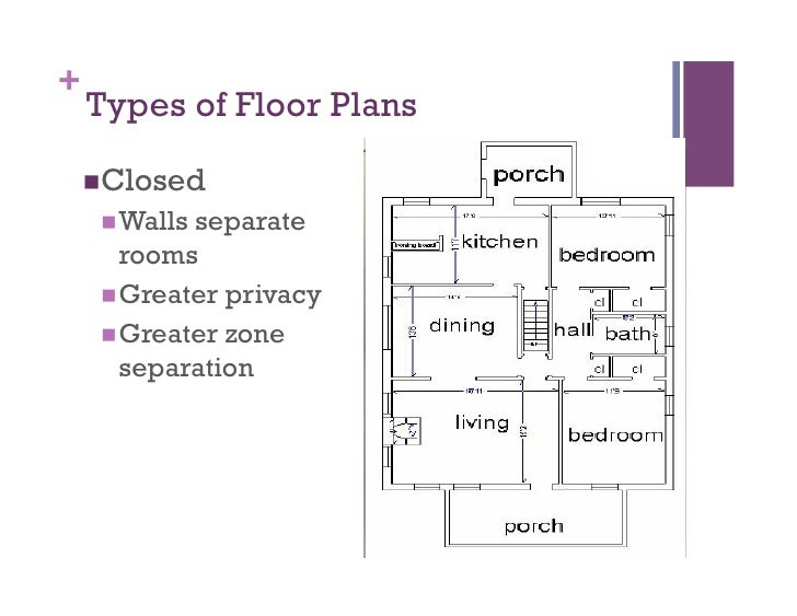 privacy plans floor plans