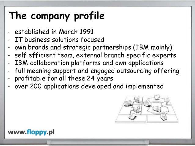 ibm company profile 2018