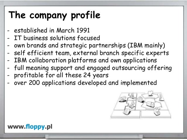 Floppy Computer Systems Company Profile
