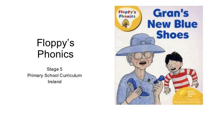 Floppy's Phonics Stage 5 Primary School Curriculum Ireland
