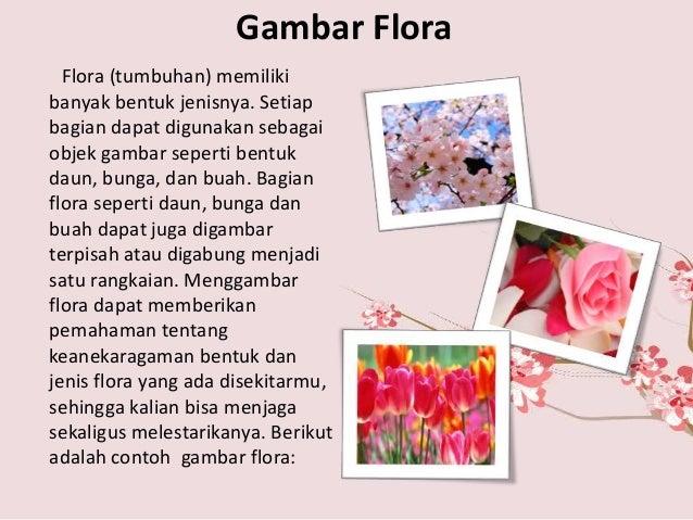 Flora,fauna,benda alam