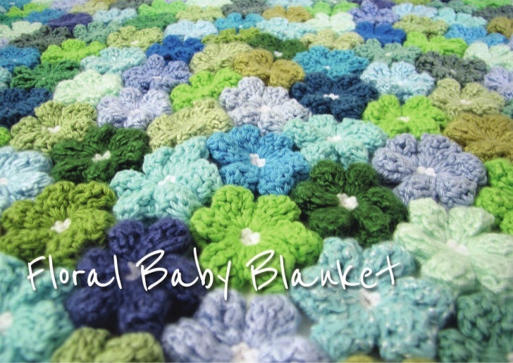 Floral baby blanket@adikeren (1)