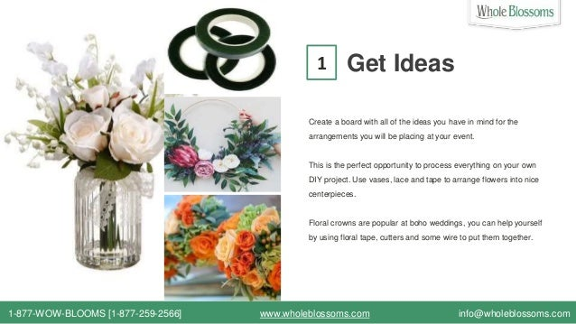 Know The Best Uses Of Florist Supplies
