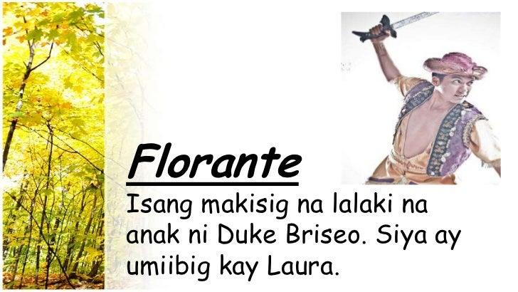 gaano kahalaga sa iyo ang pag aaral ng florante at laura Mga, at iba pa upang ipakita ang dating estilo sa pag sulat ng tagalog na sa ng florante at laura ang ng florante ng noo'y nag aaral pa sa.