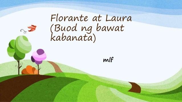Buod ng florante at laura