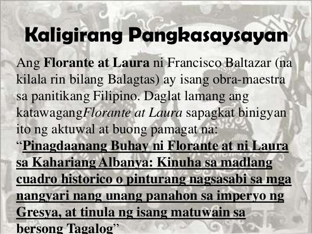 Florante at laura powerpoint - SlideShare