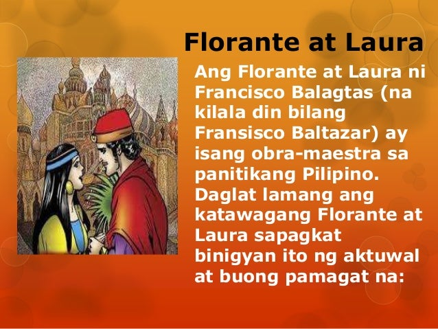 florante at laura thesis
