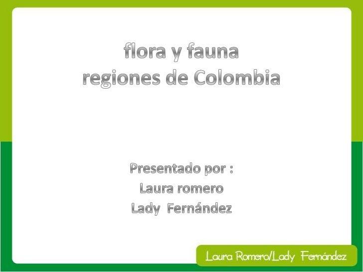 Fauna de región amazónica