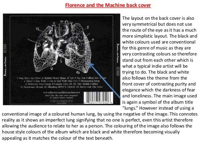Florence album analysis Slide 3