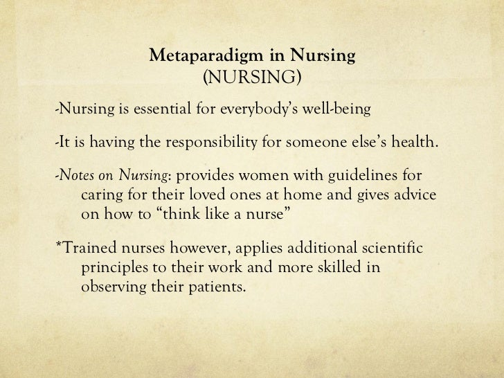 nursing philosophy paper essays Philosophy is defined as the study of the basic principles and concepts of a particular branch of knowledge embracing and seeking wisdom through reason and the.