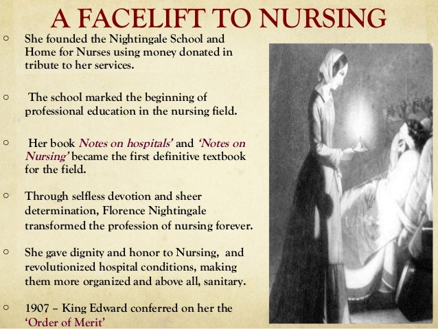 A NURSE Version Of The Hippocratic Oath........nightingale Pledge ...