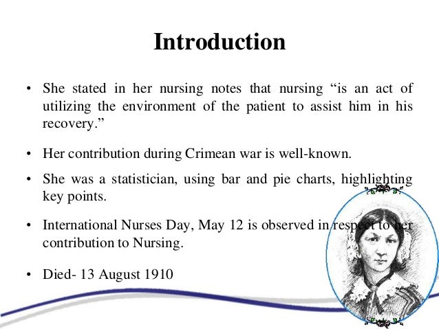 florence nightingale and nursing research