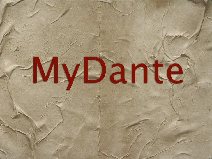 MyDante
