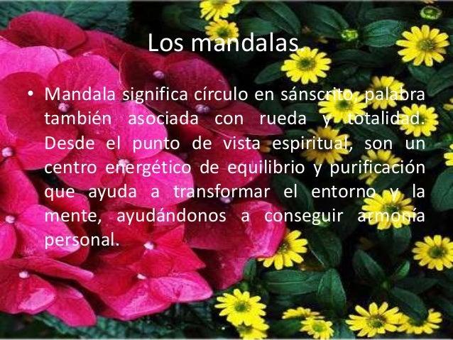 Flores De Bach Y Mandalas