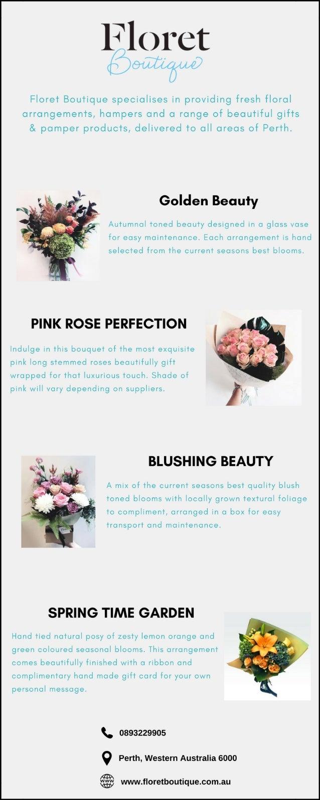 Floret Boutique Order Fresh Flowers Online