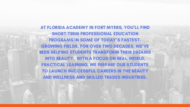 Florida Academy A Beauty School