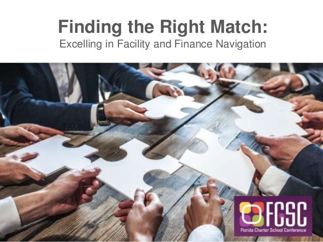 Finding the Right Match: Excelling in Facility and Finance Navigation