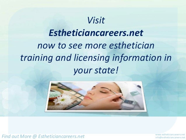 how to become an esthetician in florida