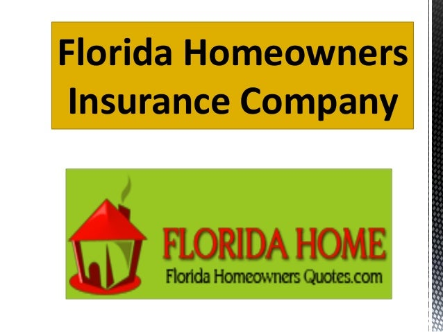 Florida Homeowners Quotes Pdf Oct 5th 2015