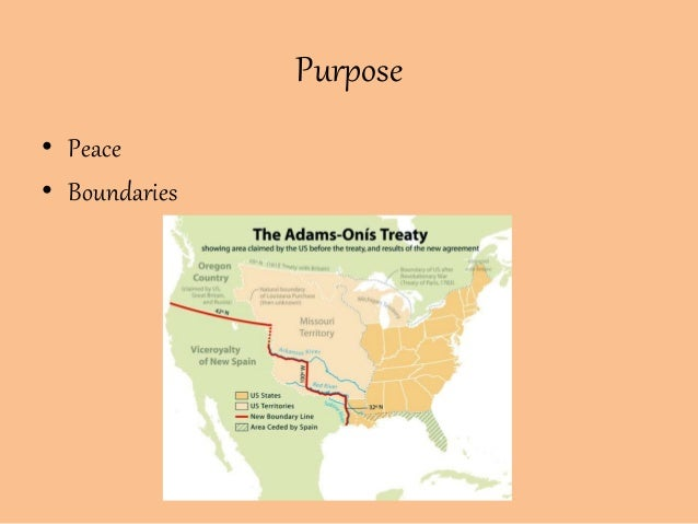 florida purchase treaty