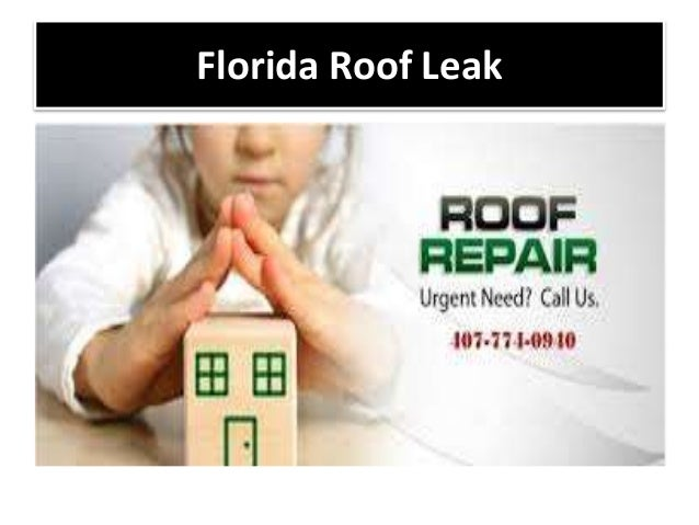 Florida Roof Leak
