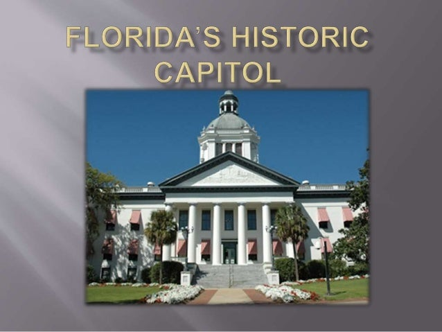  Florida's Historic Capitol is located in the city of Tallahassee Florida. At the Capitol, offered by museum staff, tours...