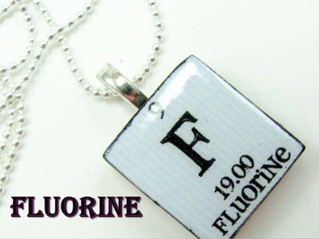  Fluorine is a common element that does not occur in the elemental state in nature because of its high reactivity  Accou...