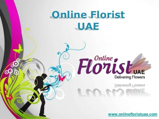 Best online florist shop in dubai and abu dhabi click here to download this powerpoint template guitarist and flowers free powerpoint template for more toneelgroepblik Choice Image