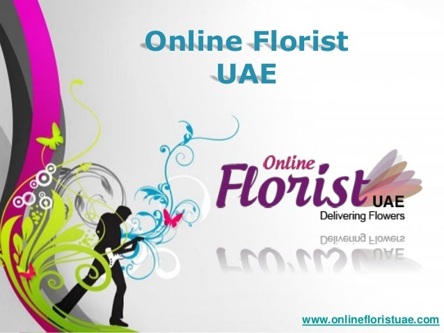 Florist uae best online flowers provider in dubai click here to download this powerpoint template guitarist and flowers free powerpoint template for more toneelgroepblik Choice Image